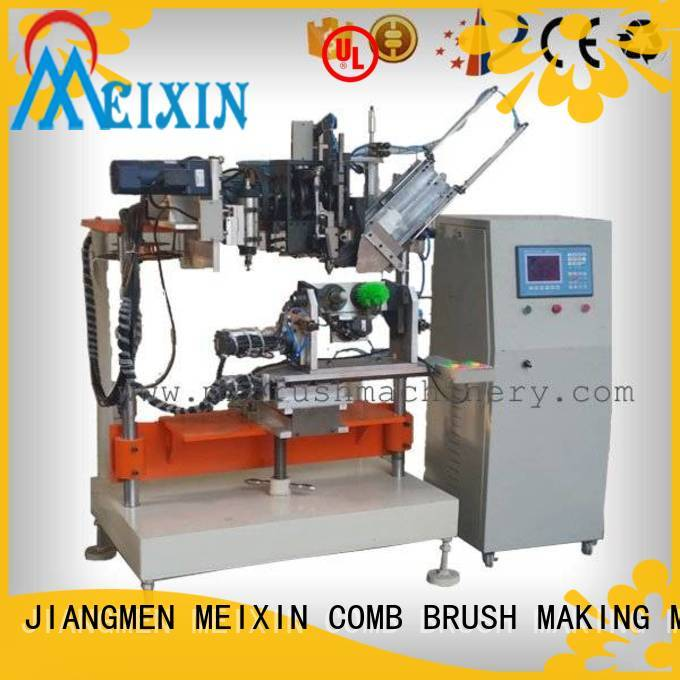 MEIXIN durable Drilling And Tufting Machine supplier for industrial brush