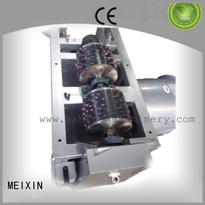 automatic trimming machine MEIXIN Manual Broom Trimming Machine