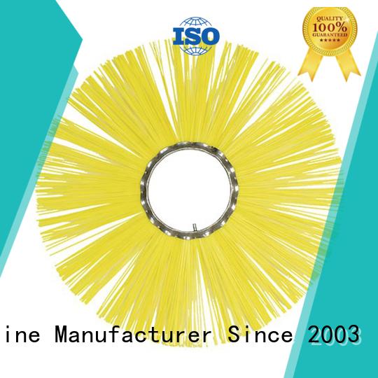MEIXIN popular nylon spiral brush supplier for commercial