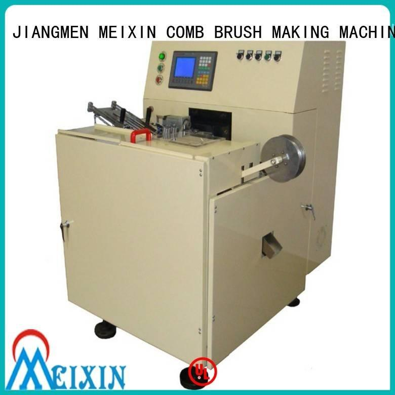 toothbrush broom MEIXIN Brush Making Machine