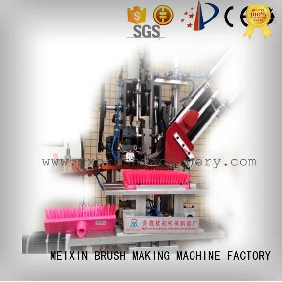 hot broom MEIXIN brush making machine price