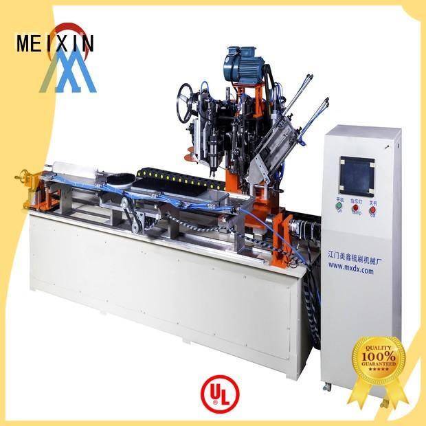 MEIXIN Brand popular disc brush making machine manufacture