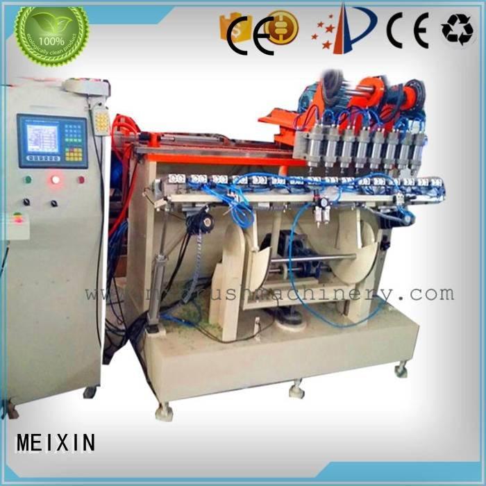 MEIXIN Brand tufting 5 Axis Brush Making Machine brush making