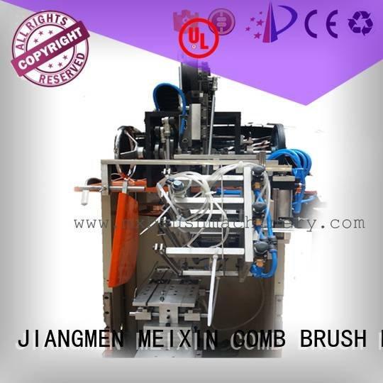 brush making machine for sale tufting 1head Brush Making Machine MEIXIN Warranty