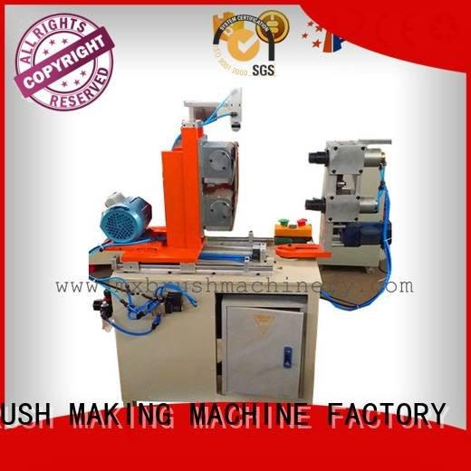 MEIXIN Manual Broom Trimming Machine phool twisted co