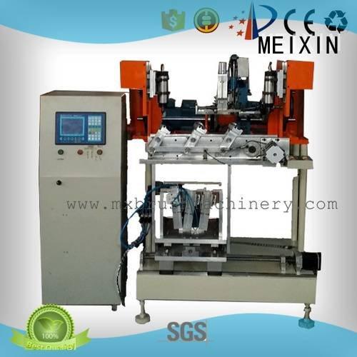 4 Axis Brush Drilling And Tufting Machine brush heads Drilling And Tufting Machine