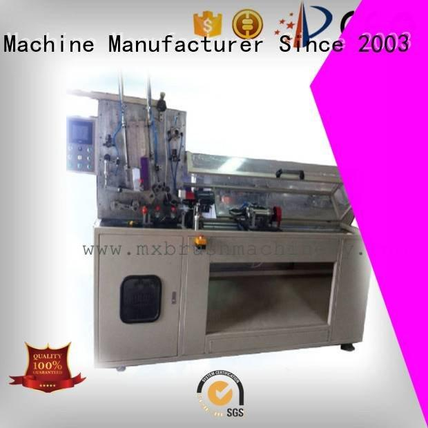 Manual Broom Trimming Machine broom twisted phool automatic MEIXIN